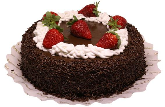 Torta Chocomorango