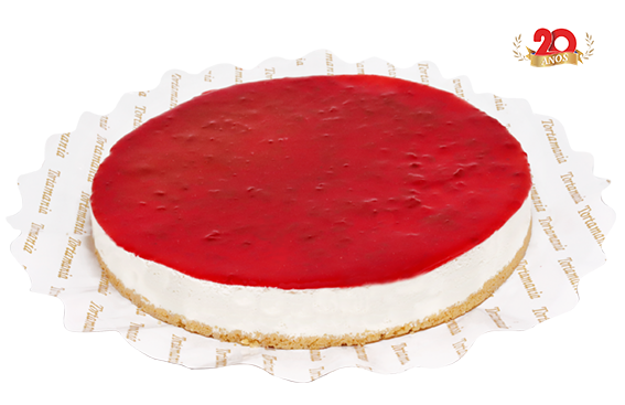 Cheese Cake Morango